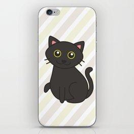 Stitch the Fat(ass) Cat iPhone Skin