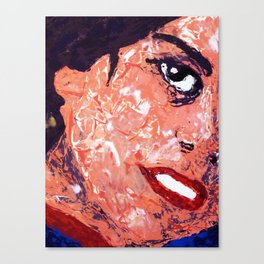 Roberta - Detail Canvas Print