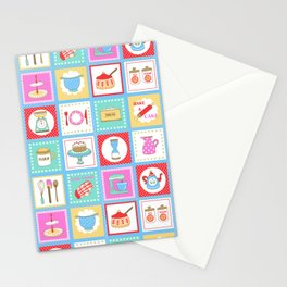 Kitchenalia Stationery Cards