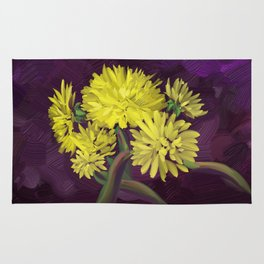 Dandelion Fever DPAR170414d Rug
