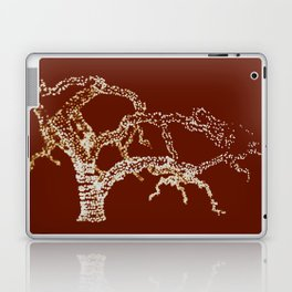 Oak Wrapped in Light Laptop & iPad Skin