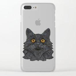 Jasmine Clear iPhone Case