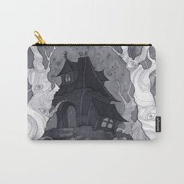 Spooky Little House Carry-All Pouch