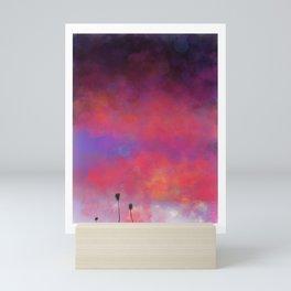 Summer Glow Mini Art Print
