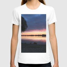October sunrise T-shirt