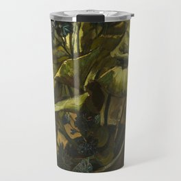 Cineraria by Vincent van Gogh Travel Mug