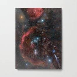Orion Molecular Cloud Metal Print