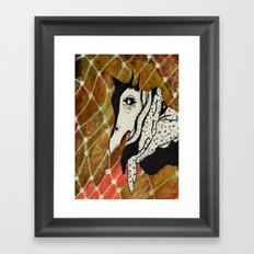 Falladah Framed Art Print
