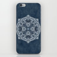 blueprint iPhone & iPod Skins featuring Natural Blueprint by DebS Digs Photo Art