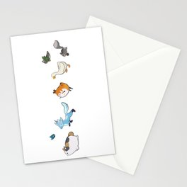 Minion March 2 Stationery Cards