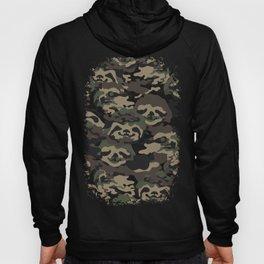 Sloth Camouflage Hoody