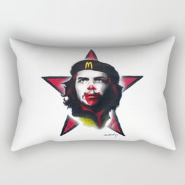 Mc Che Guevara, Eusebio Guerra, 2011 Rectangular Pillow