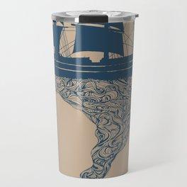 Exhaling Flotsam Travel Mug