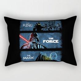 Dark Lords Rectangular Pillow