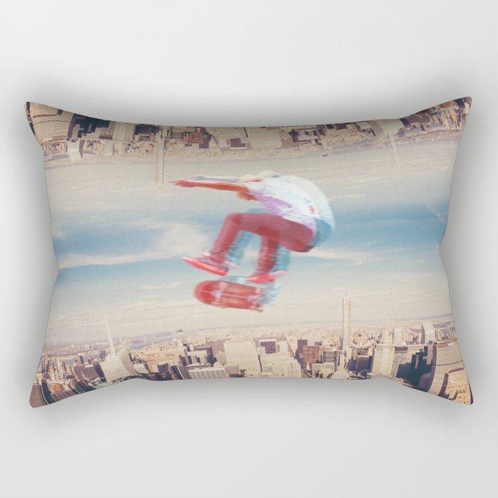 SKATER BOY Rectangular Pillow