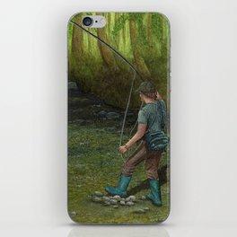 Fisherman's Paradise iPhone Skin