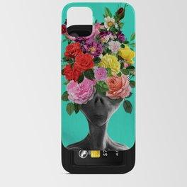 Alien Bouquet  iPhone Card Case