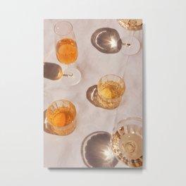 Cocktail Hour 2 Metal Print