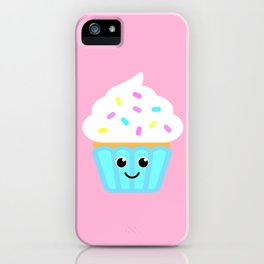 The cutest cupcake in town! iPhone Case