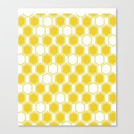 Honeycomb Canvas Print