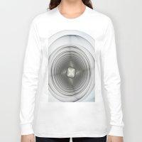 bass Long Sleeve T-shirts featuring Bass by Fine2art