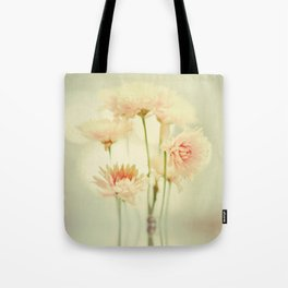 Flower series! Pretty in Pink Tote Bag