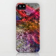 Fractal art iPhone (5, 5s) Slim Case