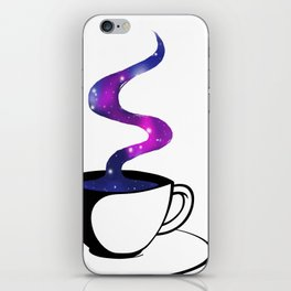 Starlight caffee iPhone Skin