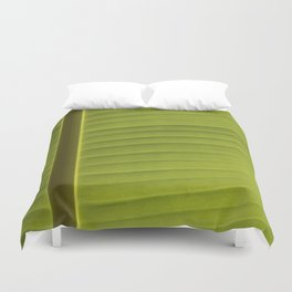 Banana Leaf II Duvet Cover