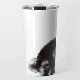 Baby Racoon Travel Mug