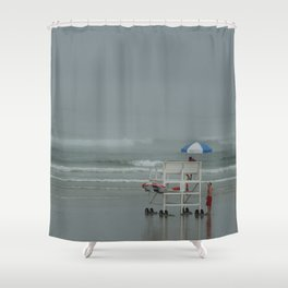Active Duty Shower Curtain