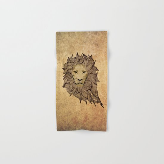 Lionn Hand & Bath Towel