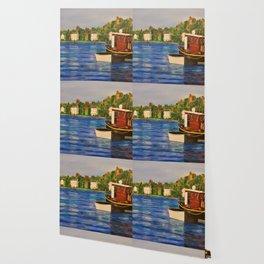 Peaceful Harbor Wallpaper