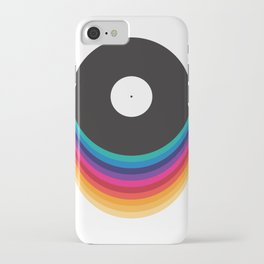 Happy Music iPhone Case