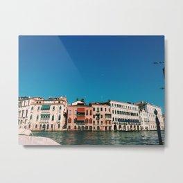 Venice Views Metal Print