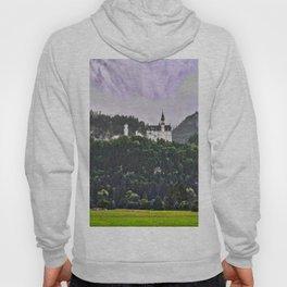 Castle Neuschwanstein Germany Hoody