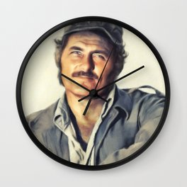 Robert Shaw, Actor Wall Clock
