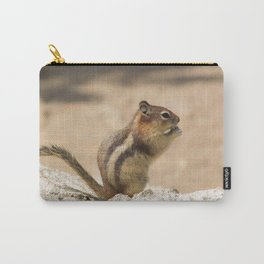 Chipmunk Carry-All Pouch