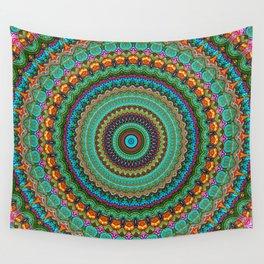 bohemian rhapsody  Mandala Wall Tapestry