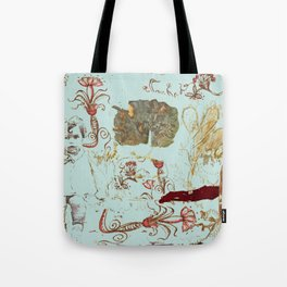 Isabel nostalgic Tote Bag