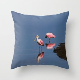 Just Give Me a Reason Throw Pillow