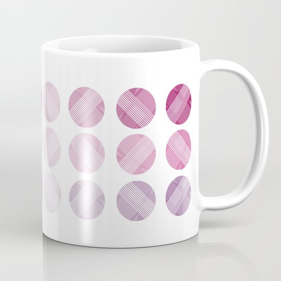 Line Round Mug