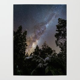 Earth and heaven Poster