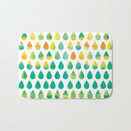 Monsoon Rain Bath Mat