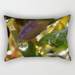 Life By The Drop-61 Rectangular Pillow