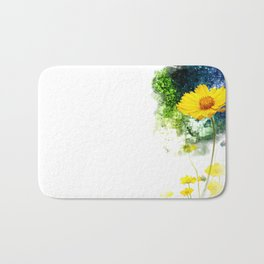 Summer #01 Bath Mat