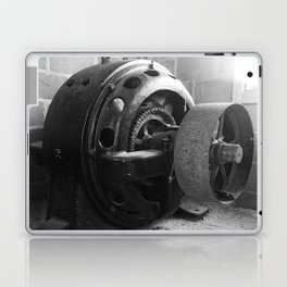 Vintage machine 6 Laptop & iPad Skin