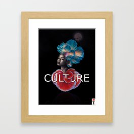 Creative Culture Framed Art Print