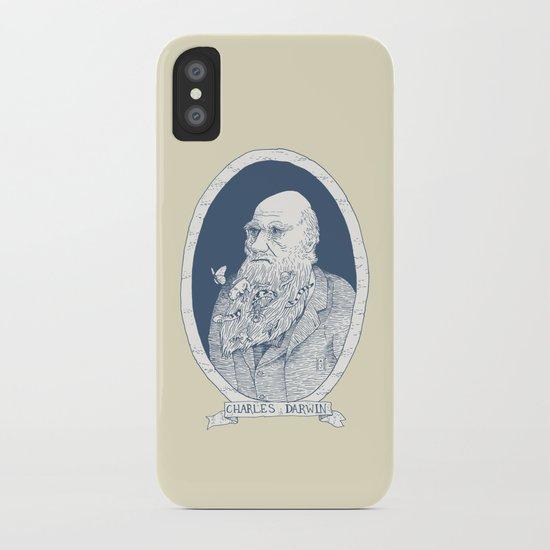 By Darwin's Beard iPhone Case