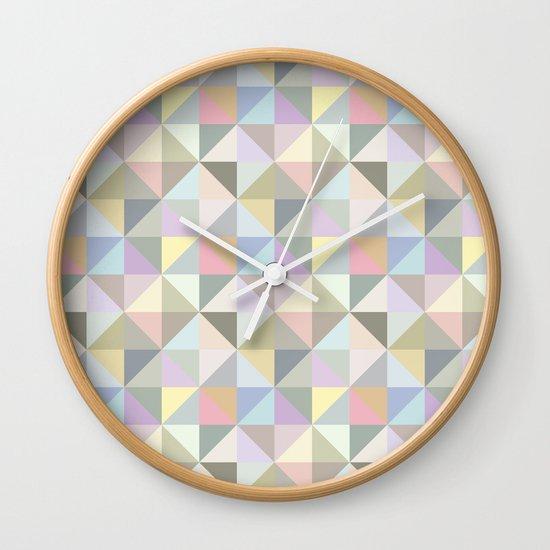 Shapes 003 Wall Clock